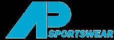 ap sportswear logo
